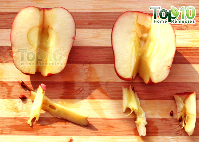apple night cream step2