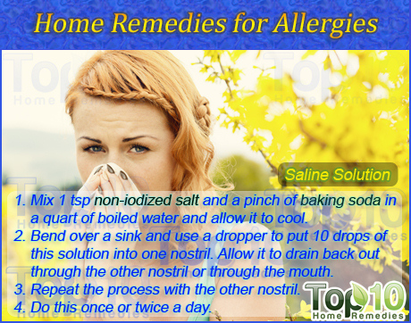 Image Result For Remedy For Allergies