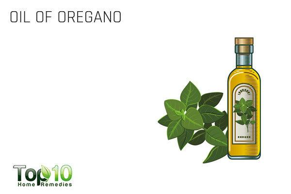 oil of oregano to remove skin tag neck