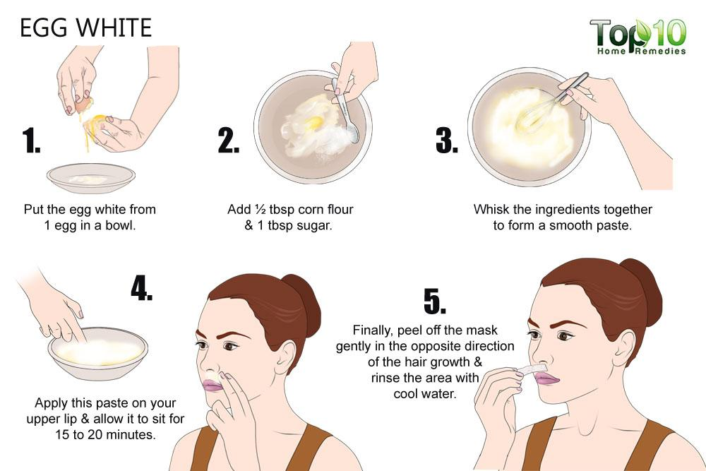 How To Remove Upper Lip Hair Top 10 Home Remedies