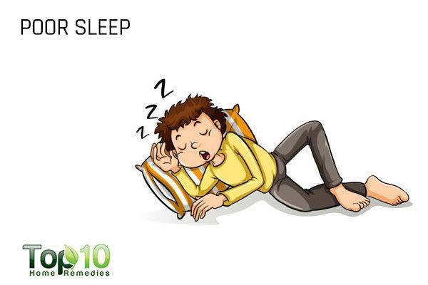 poor sleep increases hunger