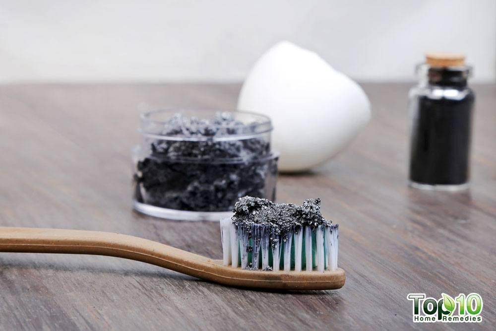 dentifrice au charbon de bois activ fait maison pour le. Black Bedroom Furniture Sets. Home Design Ideas