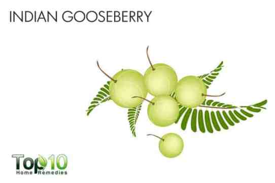 Indian gooseberry for muscle weakness