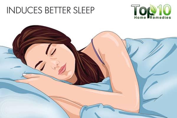 Kiwifruit induces better sleep