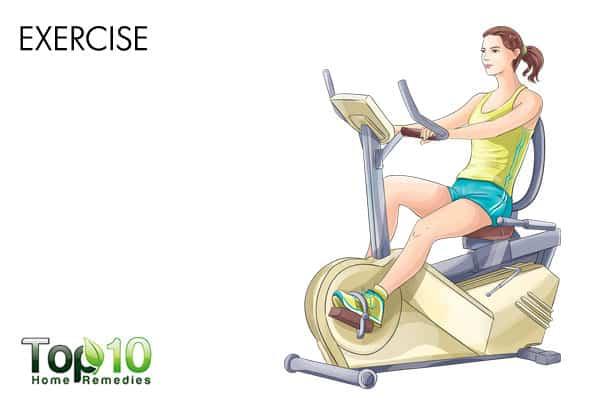 exercise to treat diabetic nerve pain
