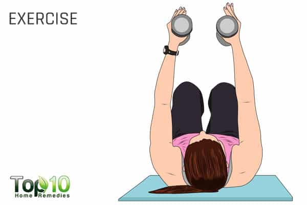 exercise to beat tiredness and increase energy levels