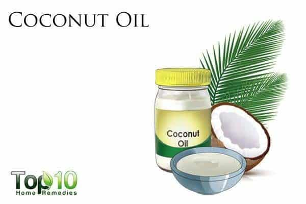 coconut oil for inverse psoriasis