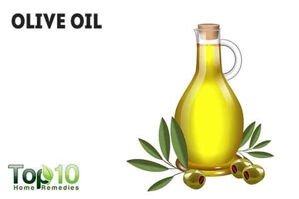 olive oil for inverse psoriasis