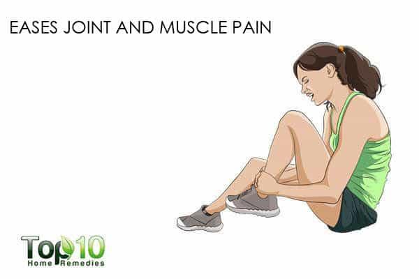 eucalyptus oil for joint pain
