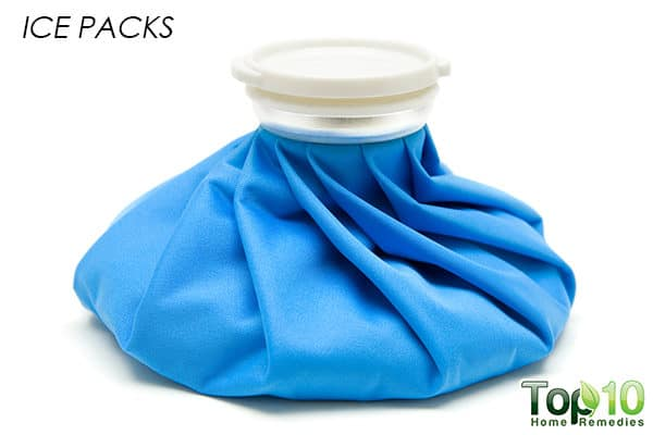 ice pack for pregnancy backache