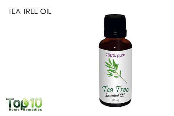 tea tree oil for hormonal acne