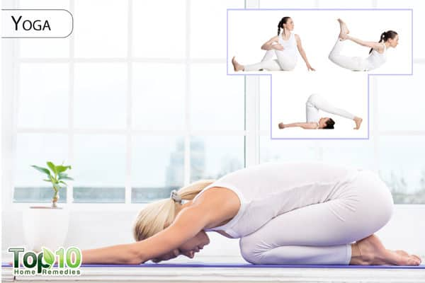 yoga for diabetes control