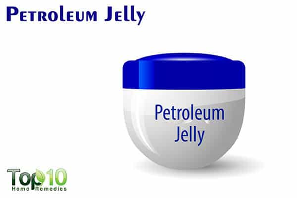 petroleum jelly to control nosebleeds during pregnancy