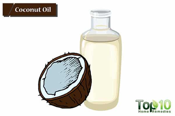 coconut oil for hot spots on dogs