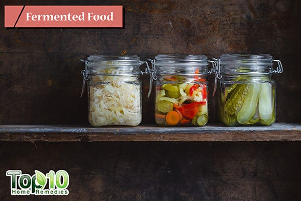 fermented foods for yeast infections during pregnancy