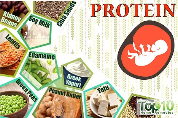 importance of protein for pregnant women
