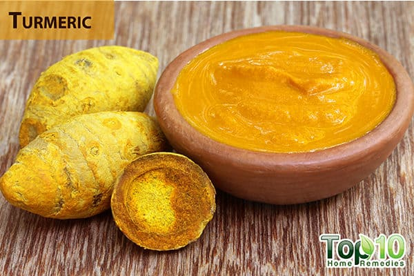 turmeric for wound care in diabetes