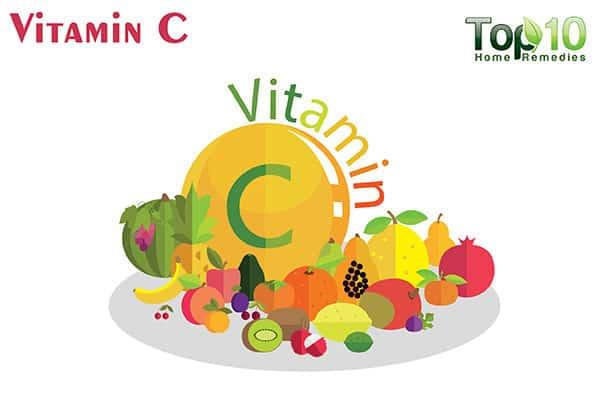 vitamin C to avoid nosebleeds during pregnancy