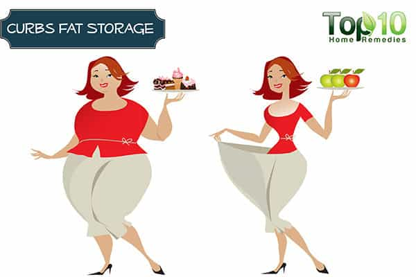 apple cider vinegar curbs fat storage
