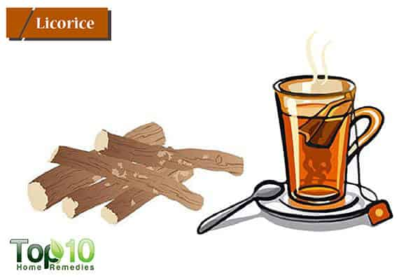 licorice to cure ulcers