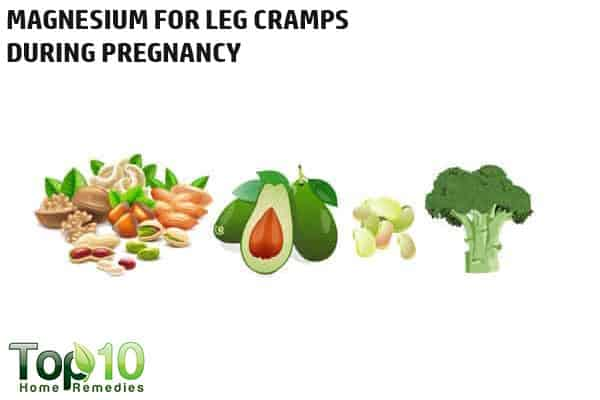 magnesium for leg cramps during pregnancy