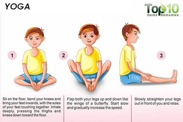 yoga for asthma in children