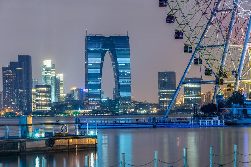 Suzhou Ferris Wheel 2
