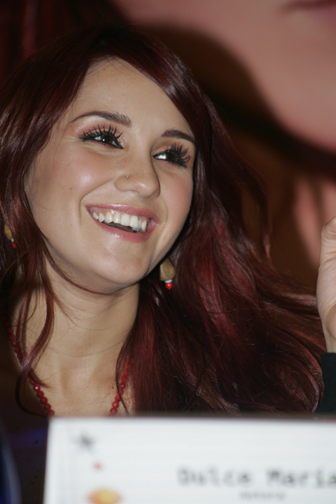 Model Dulce Maria Wallpapers 1004