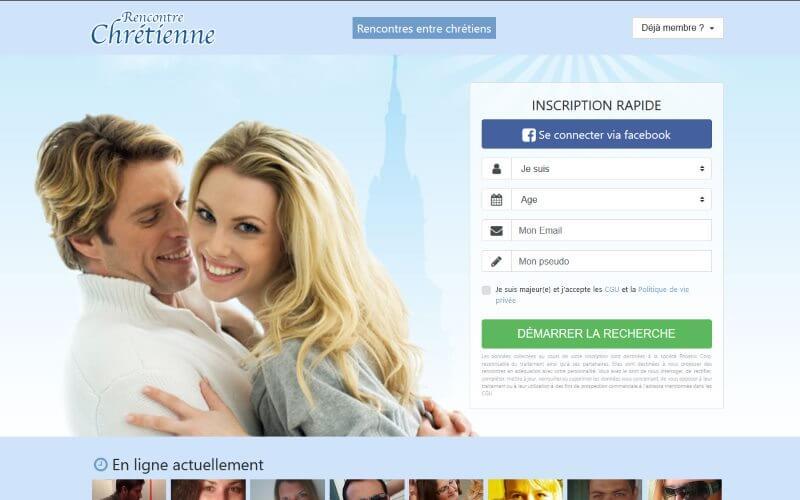 Rencontres chrétiennes site de rencontre femme ronde gratuite rencontre amoureuse comment