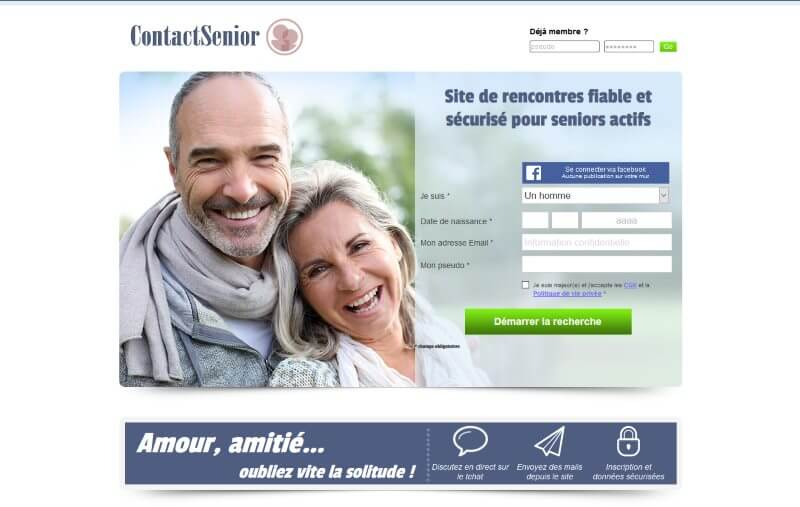 Top 10 des sites de rencontres seniors