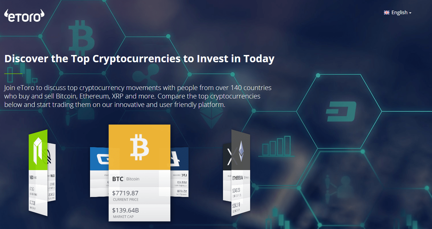 How to trade bitcoins on eToro