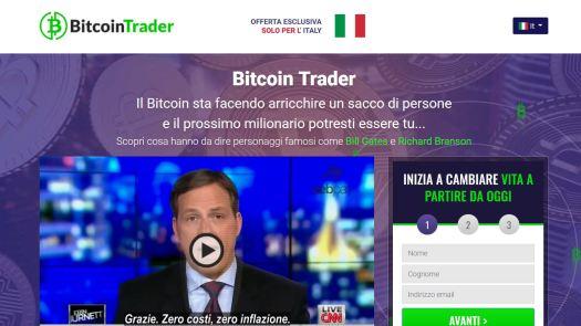bitcoin -trader italy