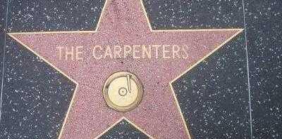 carpenters_-_walk_of_fame