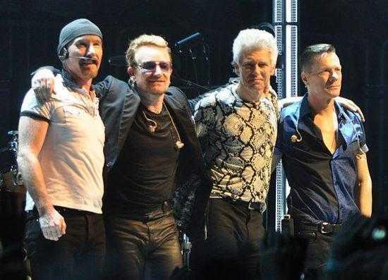 U2 Top 2000 lijst 2018