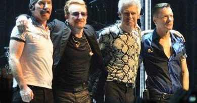U2 Top2000 2017