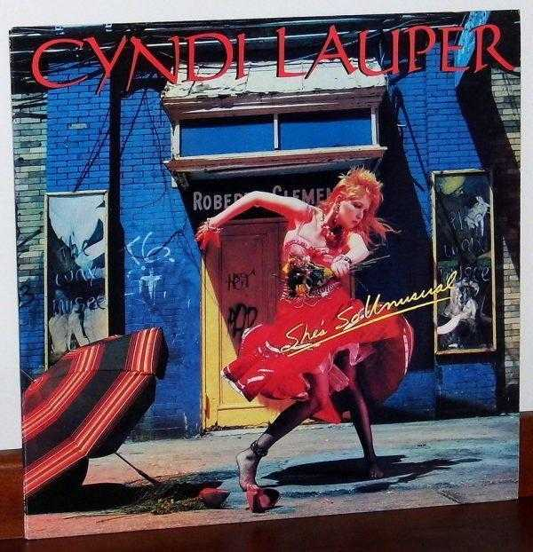 Cyndi Lauper Top 2000 2017