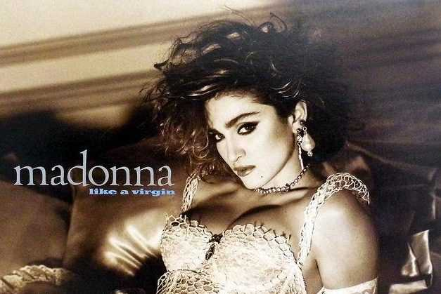 Madonna like a virgin top 2000