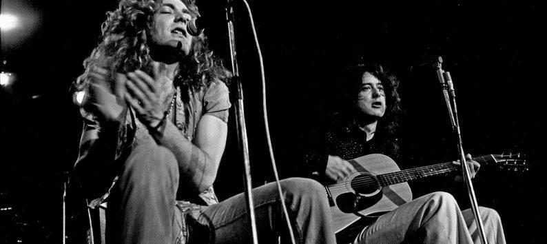 Led Zeppelin Top 2000