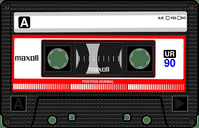 compact-cassette-Top 2000 lijst 2018