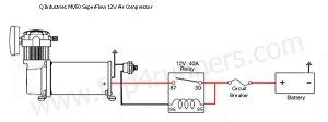 Viair Compressor Wiring Diagram  Somurich