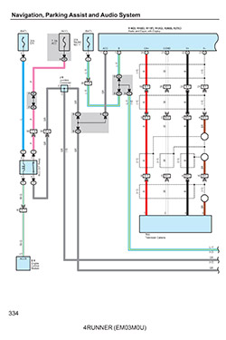 toyota runner radio wiring diagram  toyota 4runner wiring diagram radio wiring diagram on 2003 toyota 4runner radio wiring diagram