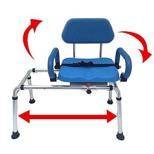 5 Best Bathtub Amp Shower Transfer Benches For The Elderly And Disabled Product Reviews And Ratings