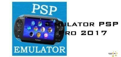 Emulator PSP Pro 2017 image home-min