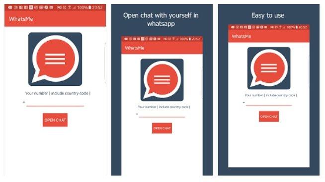 Whatsme App