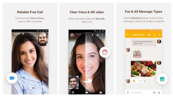 Top 5 Best Video Calling App for Android Smartphone - Top5z