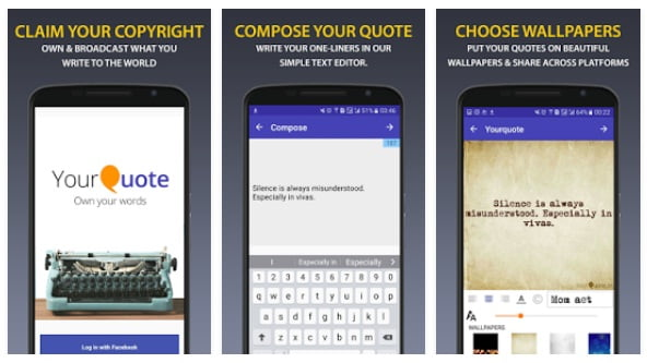 Top 5 Best Quote Maker App For Android To Make Quotes Images Top5z