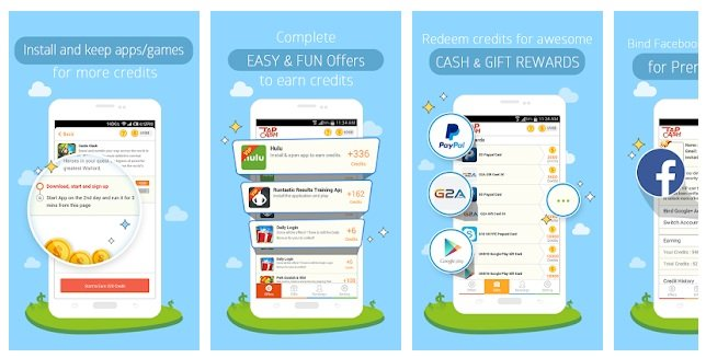 top 5 ways to earn free google play credit by android app top5z