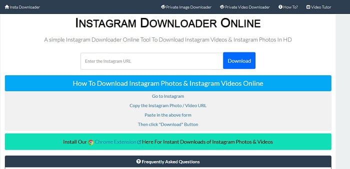 instagram downloader hd