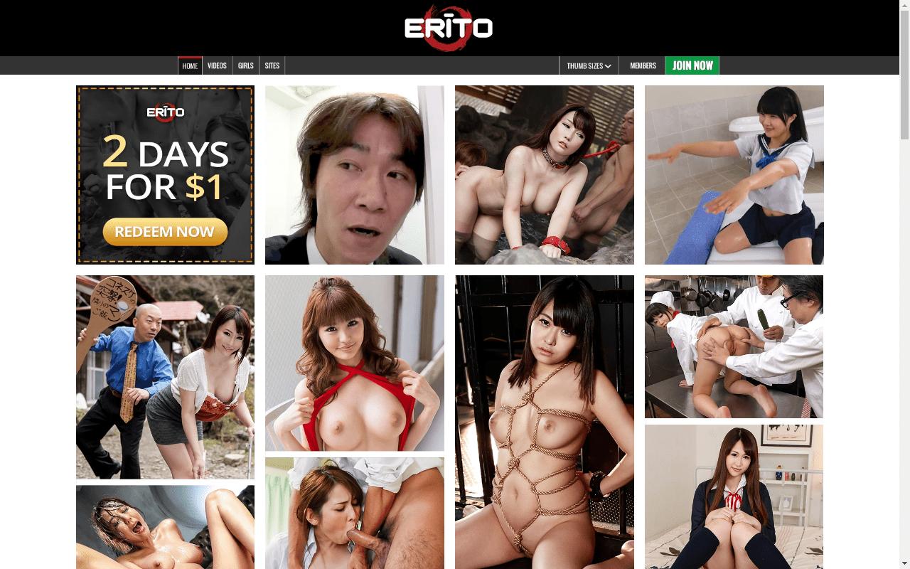 Erito - Top Premium Japanese Porn Sites