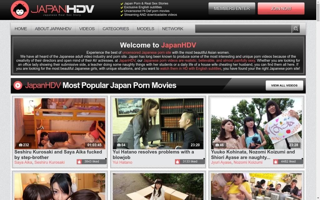 Japanhdv - Top Premium Japanese Porn Sites